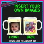 PERSONALISED GIFT MUG ADD YOUR OWN PICTURE BABY OR CHILD